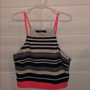 cropped tank top (new)
